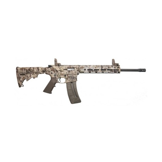 Carabina semiautomática Smith & Wesson M&P15 Sport KRYPTEK Cal.22