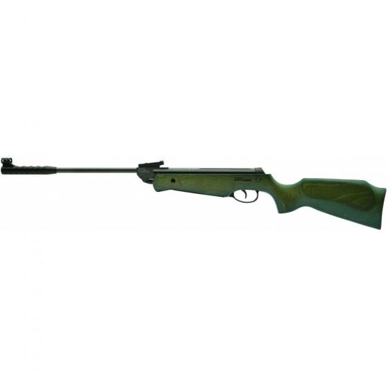 THOR GRS SUPREME.Calibre 5,5 (.22) mm (inch) GREEN.