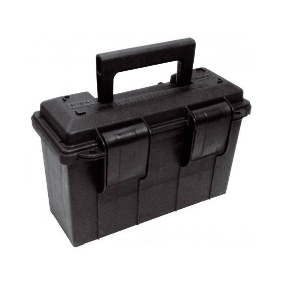 Caja de munición con asa SmartReloader para calibre .30 - M19A1 negra