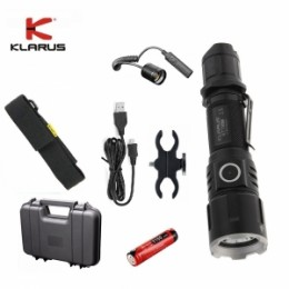Kit de caza Klarus LXT11GT Hunting/Tactical 2000 Lumens