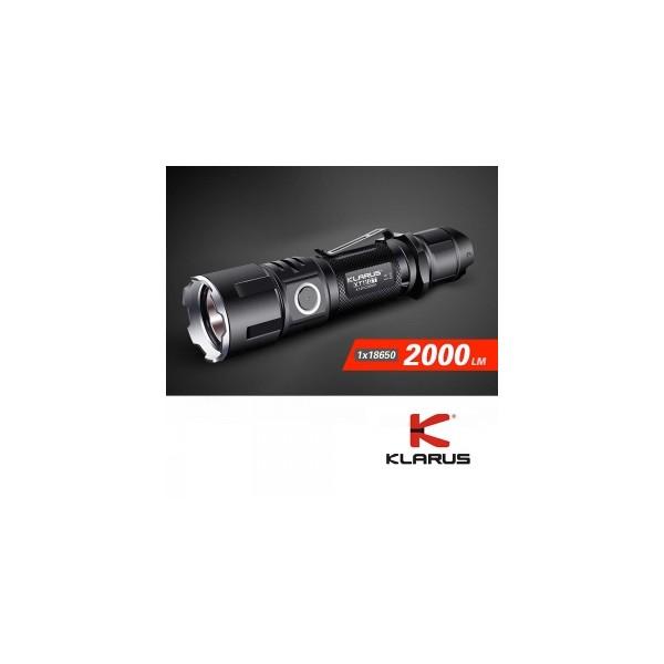 Linterna Klarus LXT11GT Hunting/Tactical 2000 Lumens