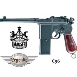 Pistola Mauser C96 Replica Aire Comprimido