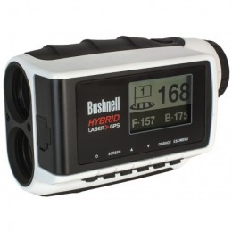 Telémetro BUSHNELL PINSEEKER Hybrid Laser & GPS