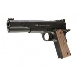 Pistola RBF PRECISION STEEL 6″ CAL. 45 ACP y 9 PB