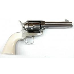 """1873 FRONTIER S.A. 4""""3/4 NIQUEL"""