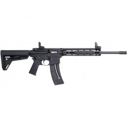 Carabina semiautomática Smith & Wesson M&P15-22 Sport MOE SL - negra