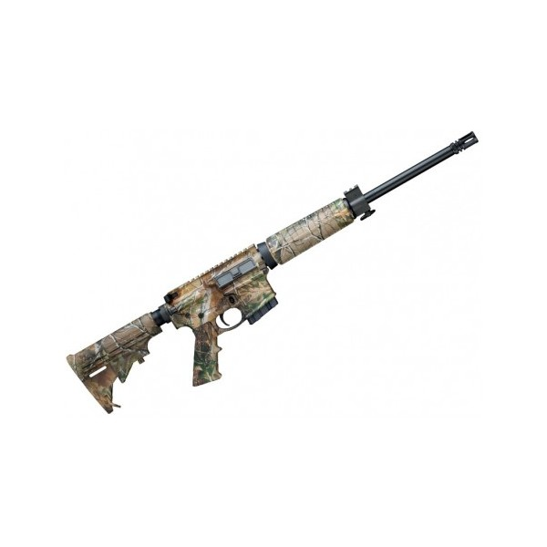 Rifle semiautomático AR Smith & Wesson M&P15 camo