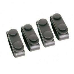 Refuerzos moldeados BLACKHAWK para cinturones