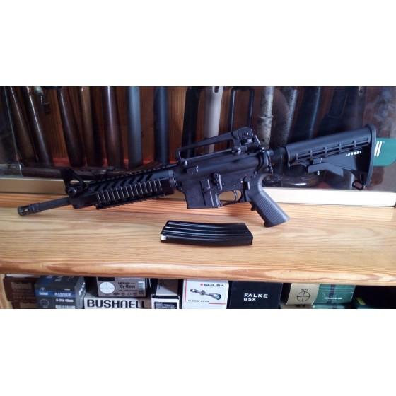 Rifle Luvo LA15 Black Lion COM. en calibre 222 Remington