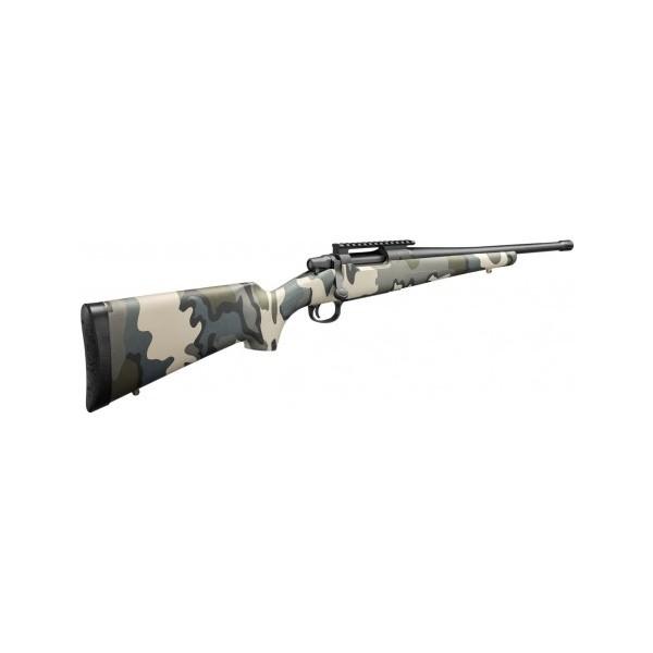 Rifle de cerrojo REMINGTON Seven THREADED KUIU - 300 AAC Blk