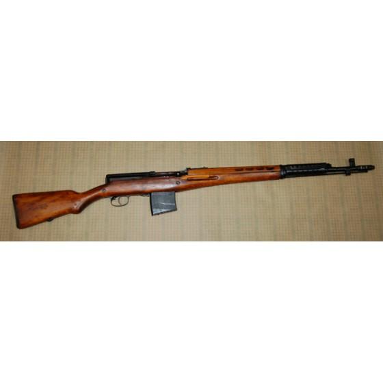 Rifle Tokarev SVT-40