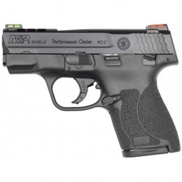Pistola SMITH & WESSON M&P9 Shield M2.0 PC Ported HI VIZ