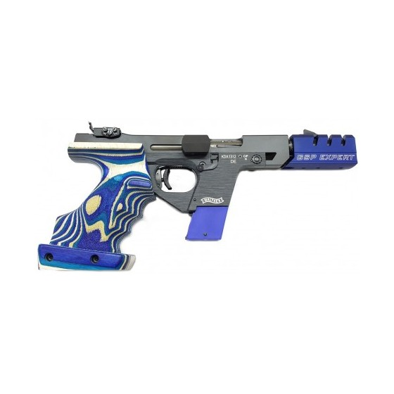 Pistola Walther GSP Expert - M