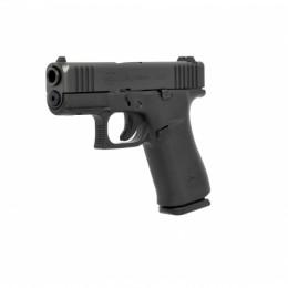 Pistola GLOCK 43X BLACK SLIDE FS 9x19
