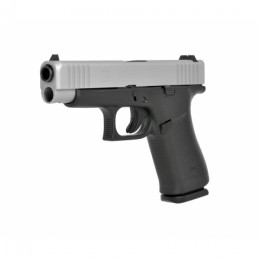 Pistola GLOCK 48 SILVER SLIDE 9x19