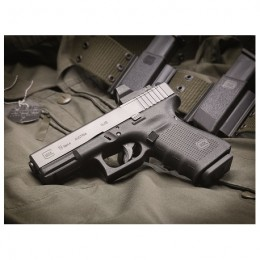 GLOCK 19 Gen4 MOS (Modular Optic System) configuration