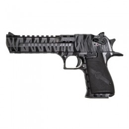 "Pistola Magnum Research Desert Eagle 6"" Black Tiger Stripe"