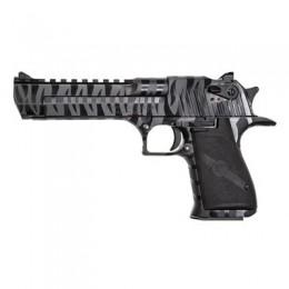 """Pistola Magnum Research Desert Eagle 6"""" Black Tiger Stripe"""