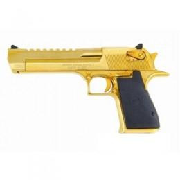 """Pistola Magnum Research Desert Eagle 6"""" Titanium Gold"""