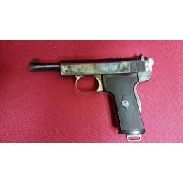 "Pistola WEBLEY SCOTT 1909 CAL. 9 BROWNING LONG ""MUY RARA"""