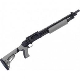 Escopeta de corredera MOSSBERG 500 ATI Tactical gris - 12/76