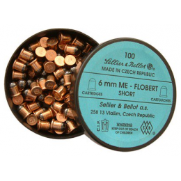 6MM ME SHORT FLOBERT