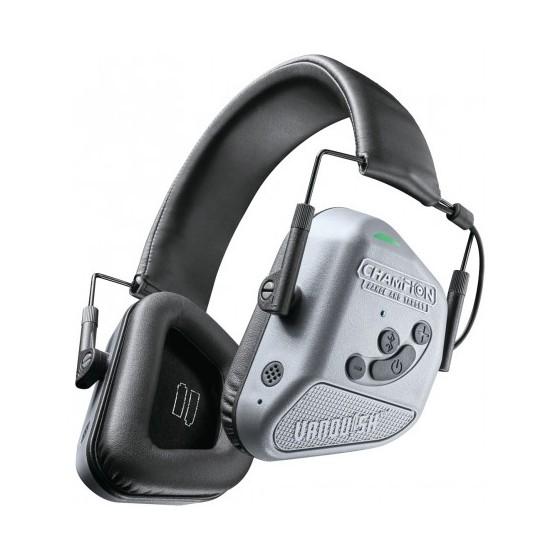 Cascos electrónicos con Bluetooth Champion Vanquish Pro