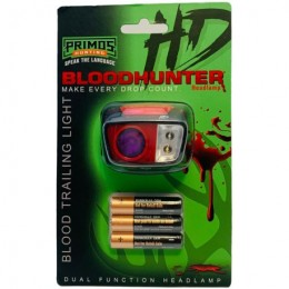 Linterna rastreadora de sangre PRIMOS Bloodhunter HD Head