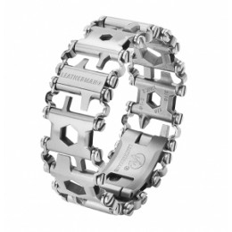 Pulsera Leatherman Read acero