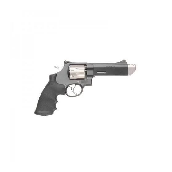 Revólver Smith & Wesson 627 de competición