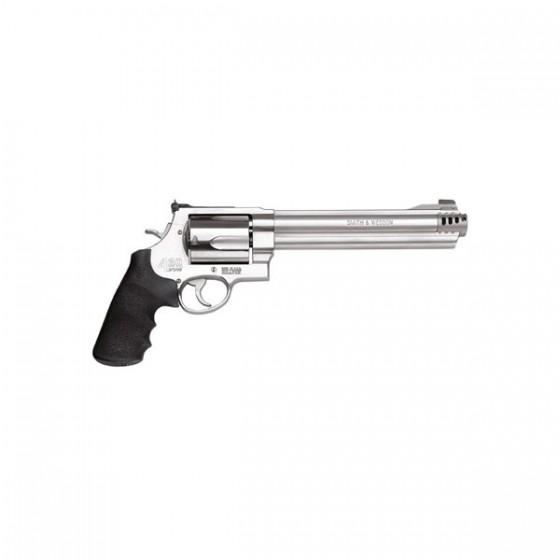 Revólver Smith & Wesson 460XVR para tiro deportivo de precisión y recorridos IPSC
