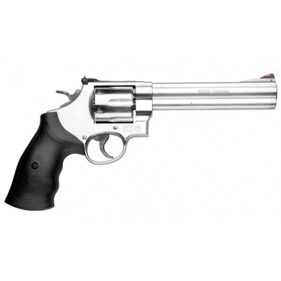 Revólver Smith & Wesson 629 acero inoxidable