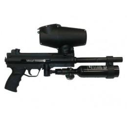 Arma para disolver manifestaciones de orden publico lanzadera gas pimienta