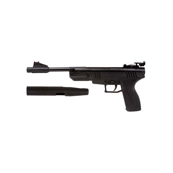 Pistola Crosman Benjamin Trail NP Con Compensador calibre 4.5mm