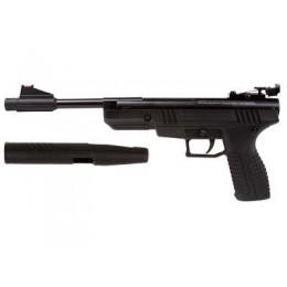 Pistola Benjamin Trail NP con compensador