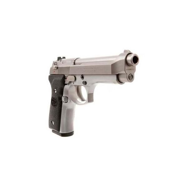 Beretta modelo 92FS inoxidable para combate militar