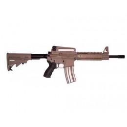 Carabina Luvo LA15 M4 Desert Finish calibre 222 Remington