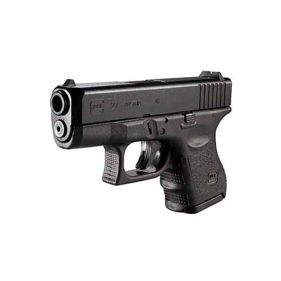 Pistola Glock 27 Gen4 Cal. 40 con sistema safe-action