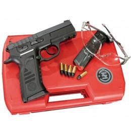 Pistola CZ TT9 calibre 9 mm de fabricación checa por Luvo Fire Arms