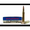 Caja Munición Calibre 270 Winchester SP 130 gramos PRVI