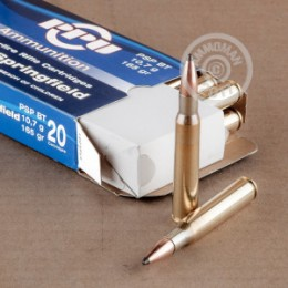 Caja munición Cal.30-06 /165 SP PRVI ( 20 unidades )