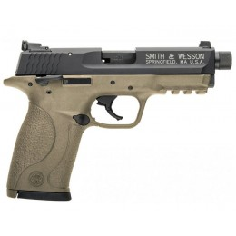 Pistola SMITH & WESSON M&P22 Compact CERAKOTE