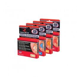Tapones moldeables RADIANS - color carne